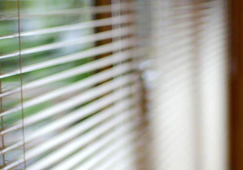 interiér okno