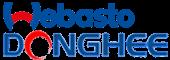 Webasto Donfhee logo