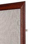 pevné okenné vkladacie sieťky proti hmyzu